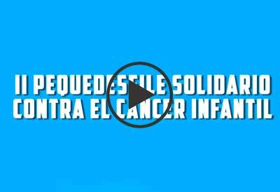 Vídeo solidario contra el cancer